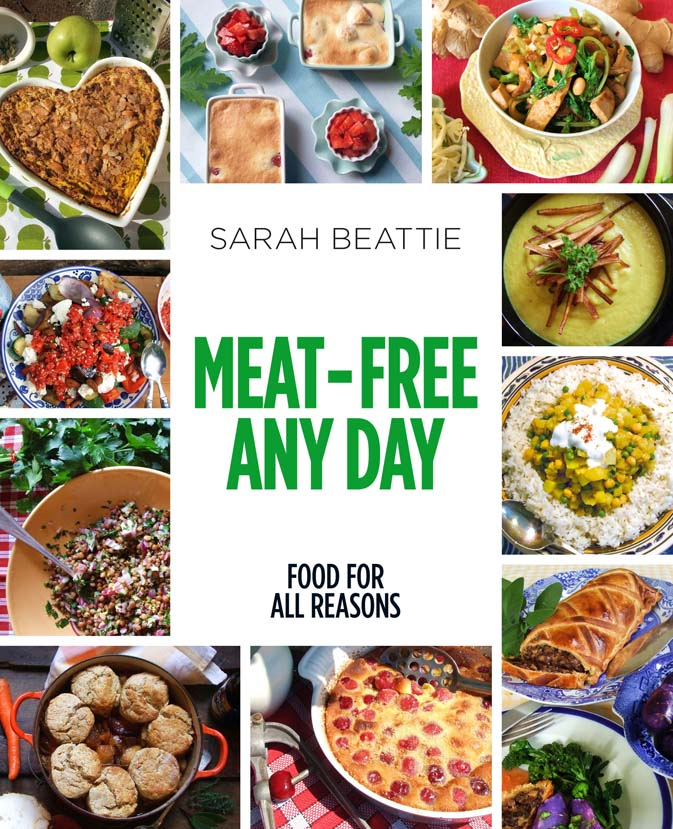 Meat Free Any Day // Meat Free Any Day