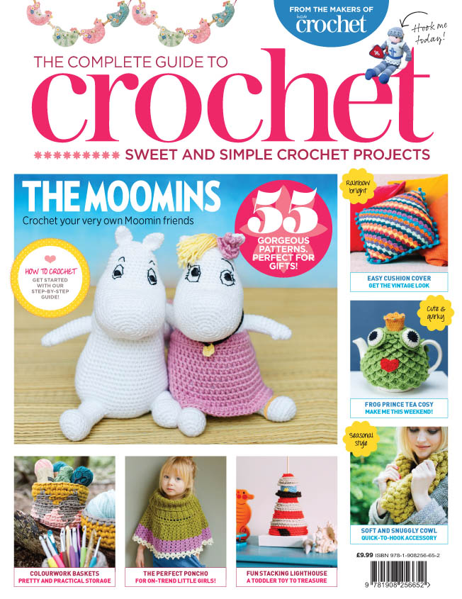 Sweet & Simple Crochet Projects Vol. 1