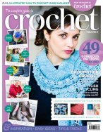 Complete Guide to Crochet Vol. 5 // £4.99