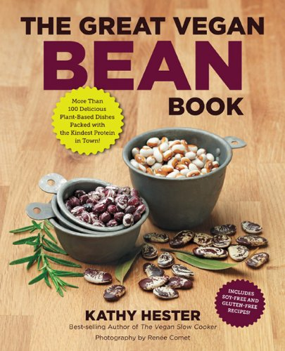 The Great Vegan Bean Book // The Great Vegan Bean Book