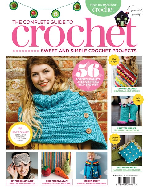 Sweet & Simple Crochet Projects Volume 2 // £9.99