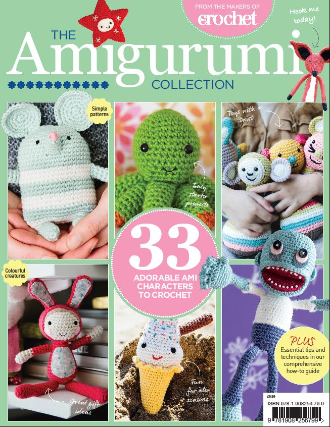 Amigurumi Collection Volume 1 // £9.99