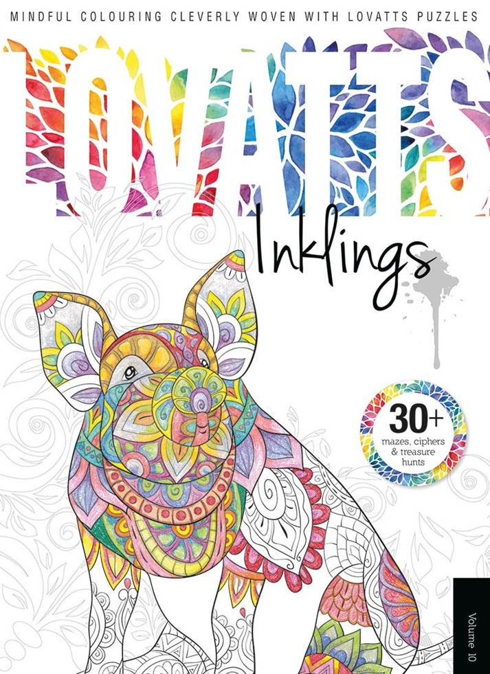 Lovatts Inklings Issue 10 // Issue 10