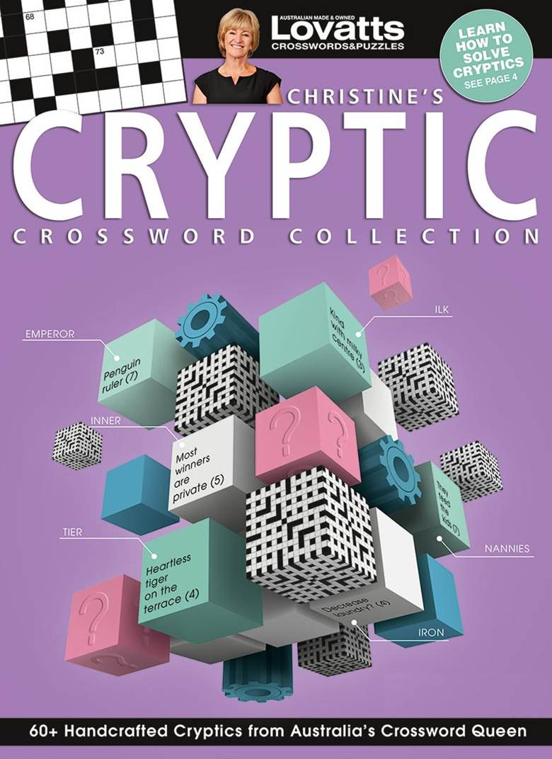 Christine's Cryptic Crossword Collection Issue 22 // Issue 22