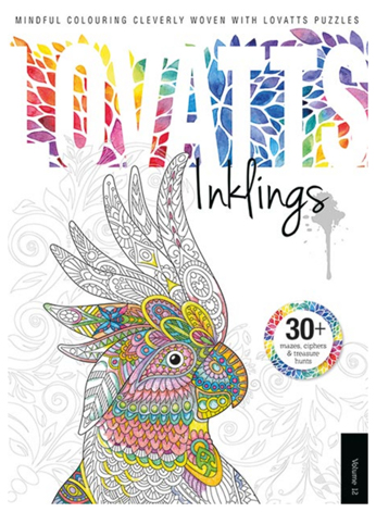 Lovatts Inklings Issue 12 // Issue 12
