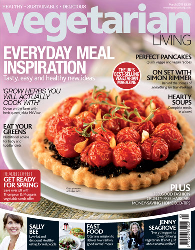 Vegetarian Living // Issue 7