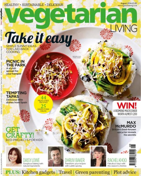 Vegetarian Living // Issue 49