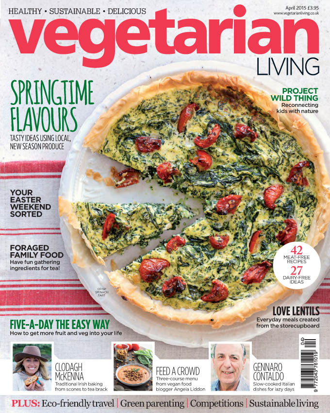 Vegetarian Living // Issue 57