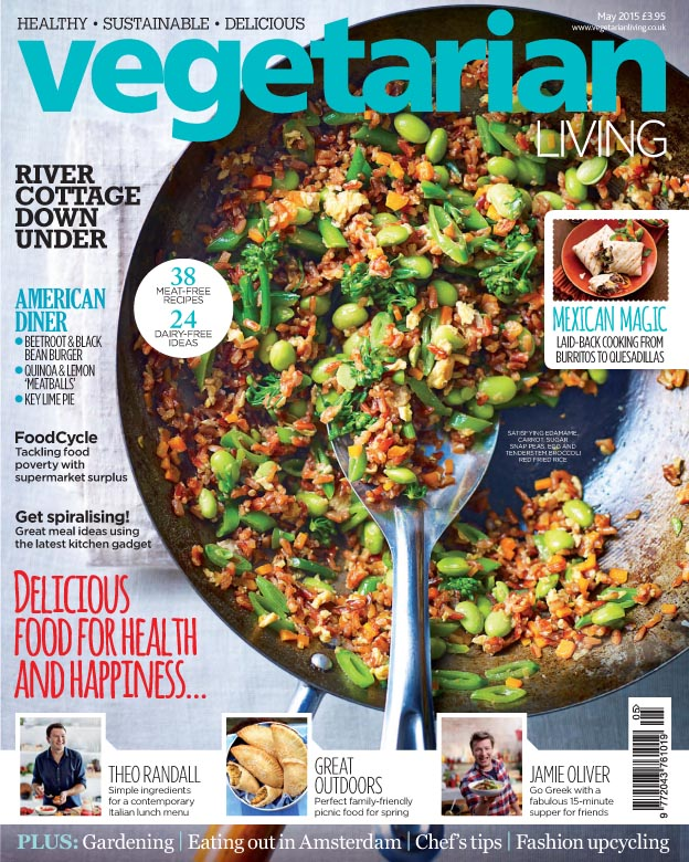 Vegetarian Living // Issue 58