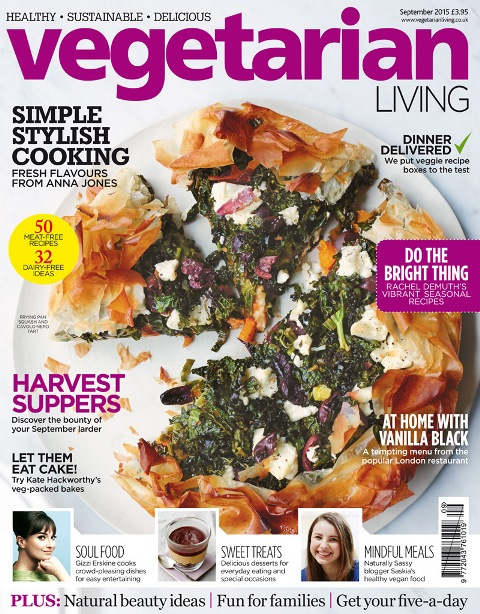 Vegetarian Living // Issue 62