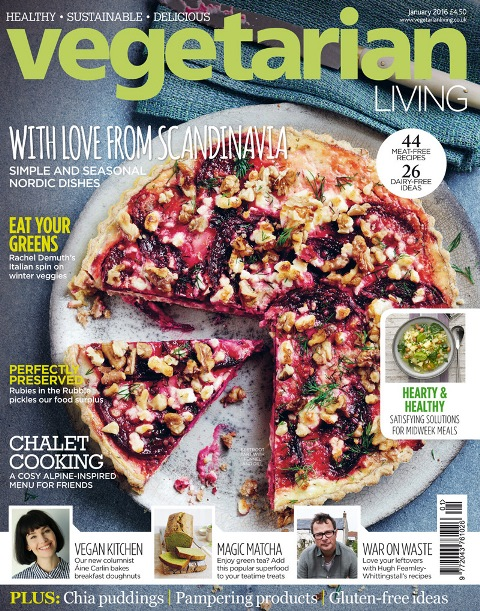 Vegetarian Living // Issue 66