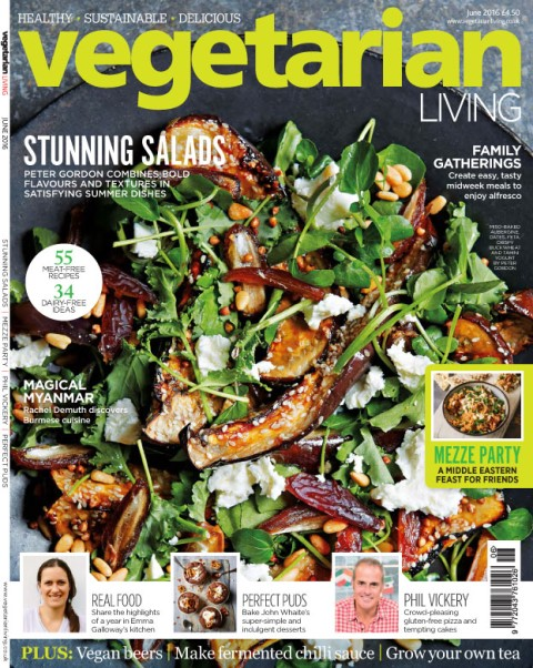 Vegetarian Living // Issue 71