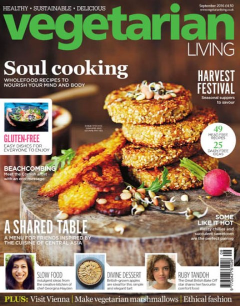 Vegetarian Living // Issue 74