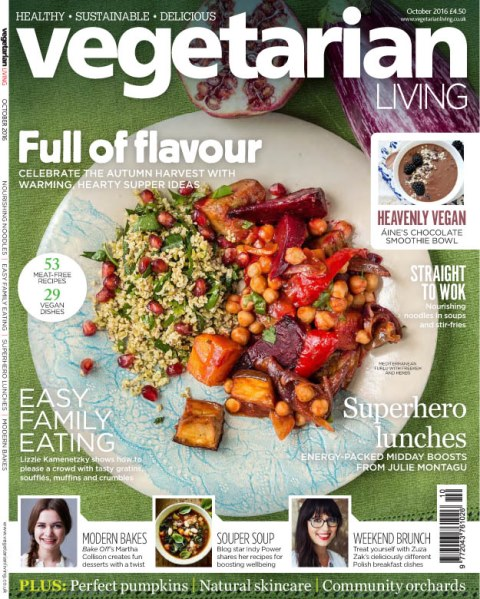 Vegetarian Living // Issue 75