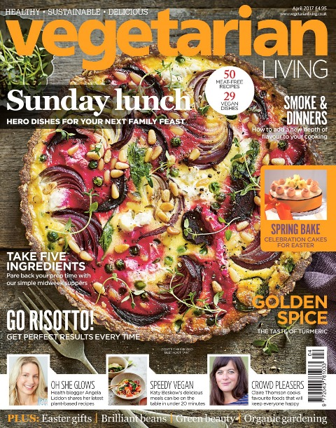 Vegetarian Living // Issue 81