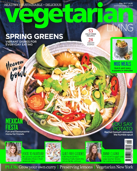 Vegetarian Living // Issue 82