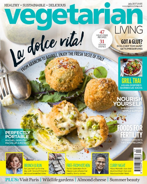Vegetarian Living // Issue 84