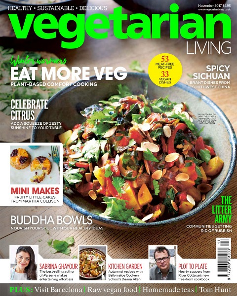 Vegetarian Living // Issue 88
