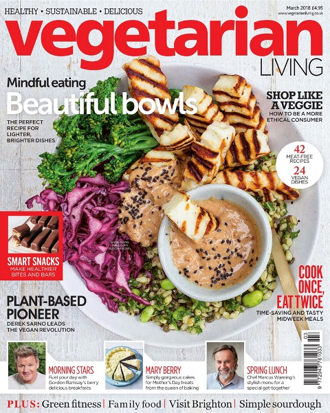 Vegetarian Living // Issue 92