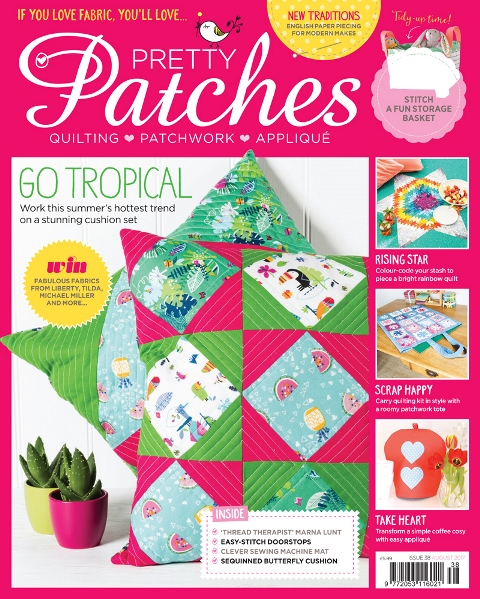 Pretty Patches // Issue 38