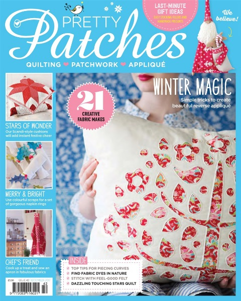 Pretty Patches // Issue 42