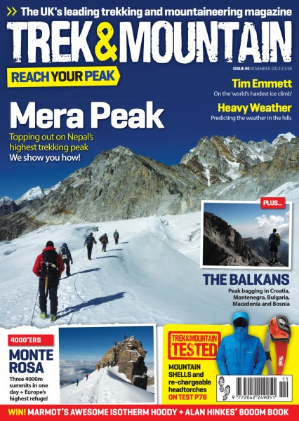 Trek & Mountain // Issue 44