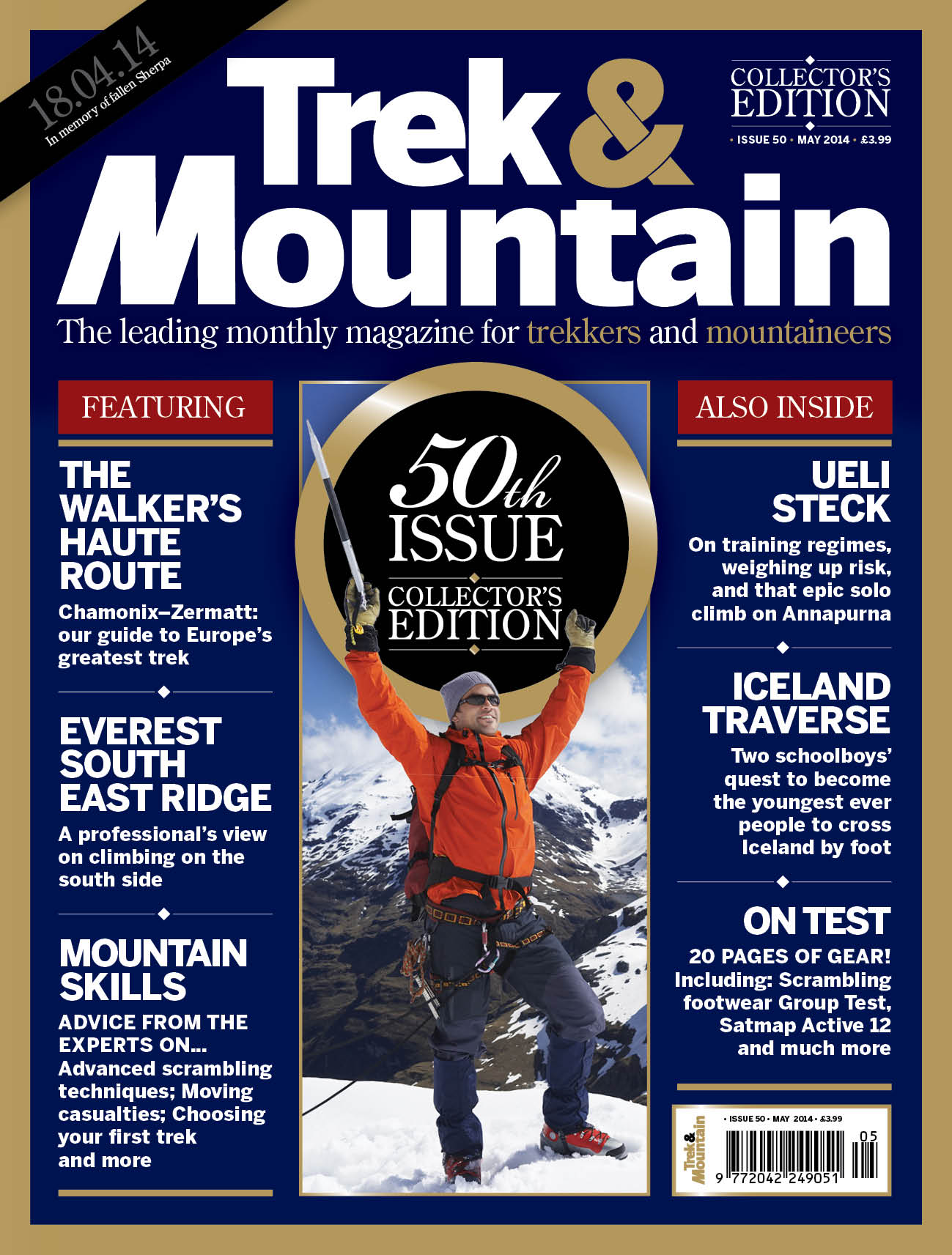 Trek & Mountain // Issue 50