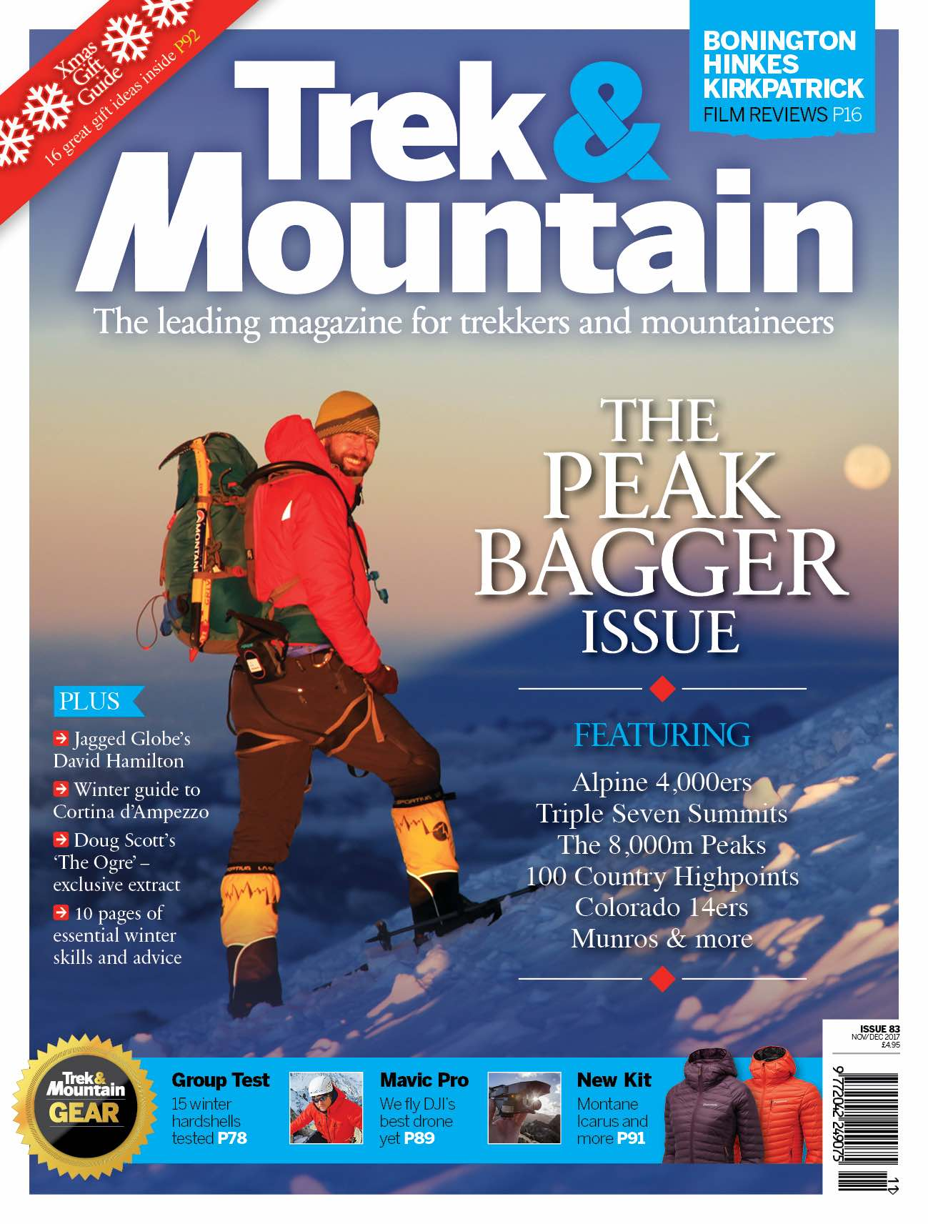 Trek & Mountain // Issue 83