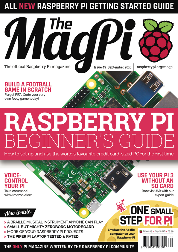The MagPi Magazine