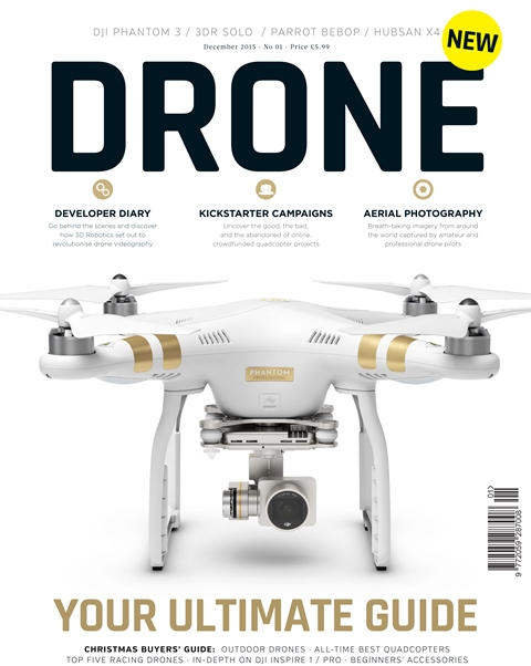 Drone // Issue 1