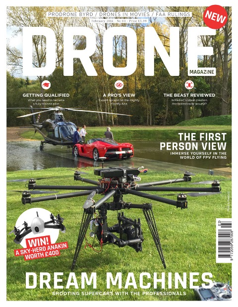 Drone // Issue 3