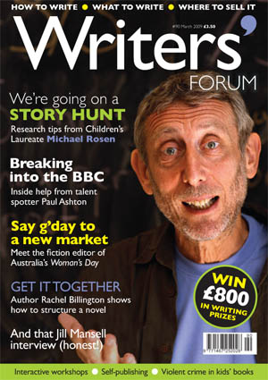 Writers' Forum // Issue 90