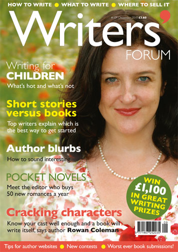 Writers' Forum // Issue 109