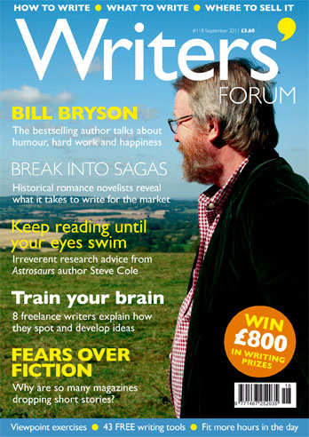 Writers' Forum // Issue 118