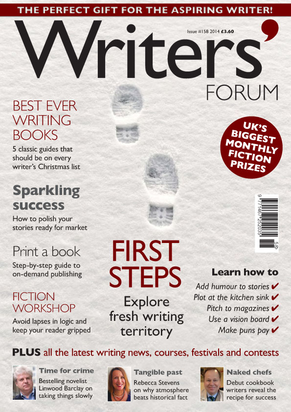 Writers' Forum // Issue 158