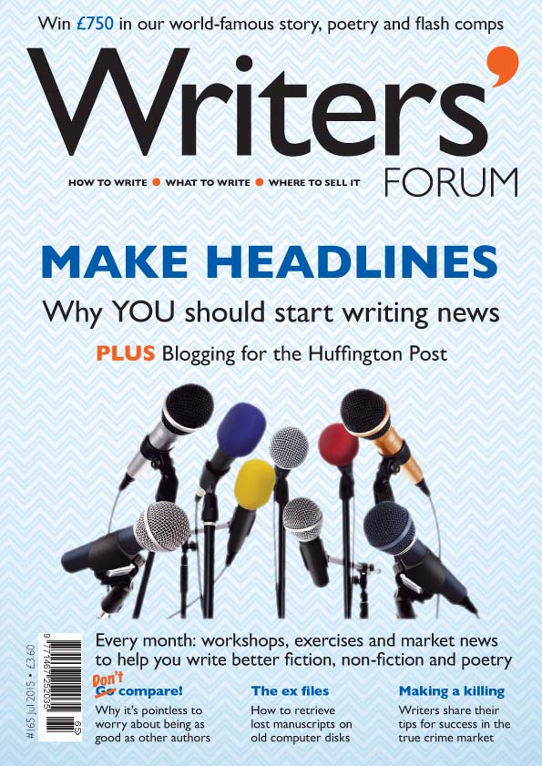 Writers' Forum // Issue 165