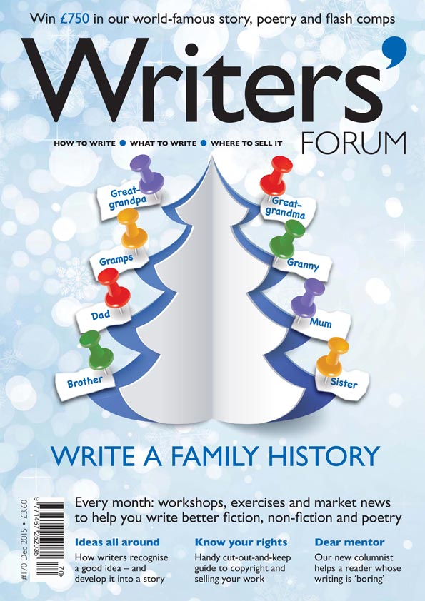 Writers' Forum // Issue 170