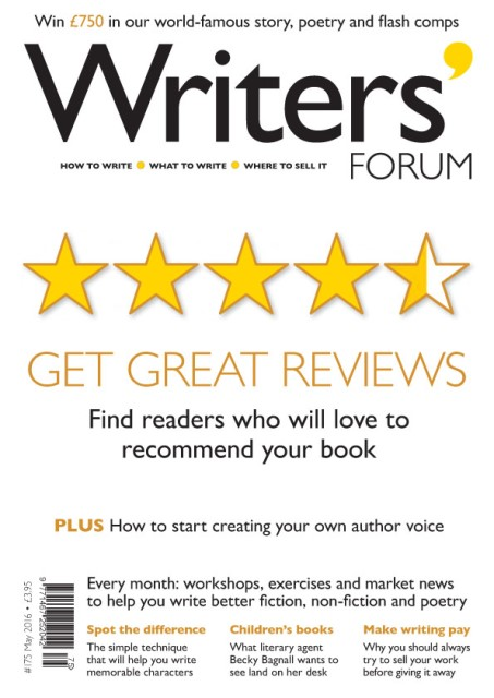 Writers' Forum // Issue 175