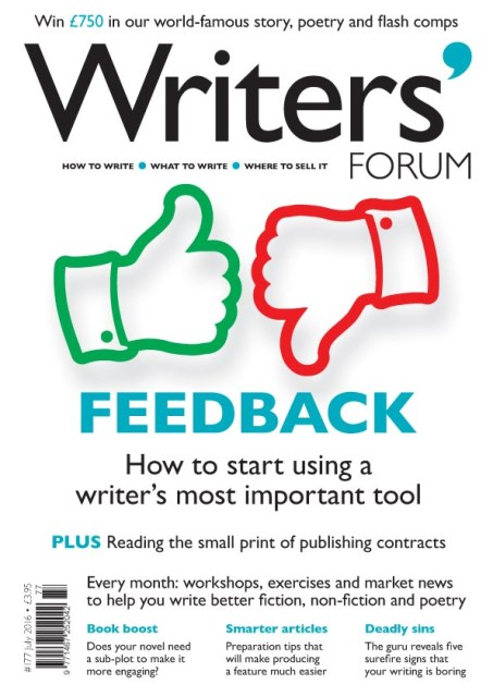Writers' Forum // Issue 177