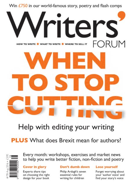 Writers' Forum // Issue 178