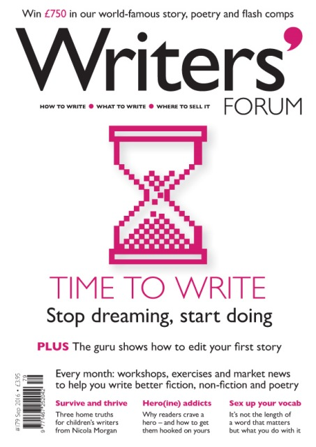 Writers' Forum // Issue 179