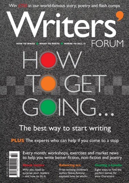 Writers' Forum // Issue 180