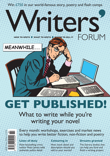 Writers' Forum // Issue 181