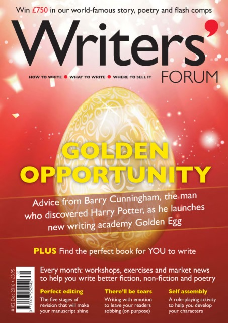 Writers' Forum // Issue 182