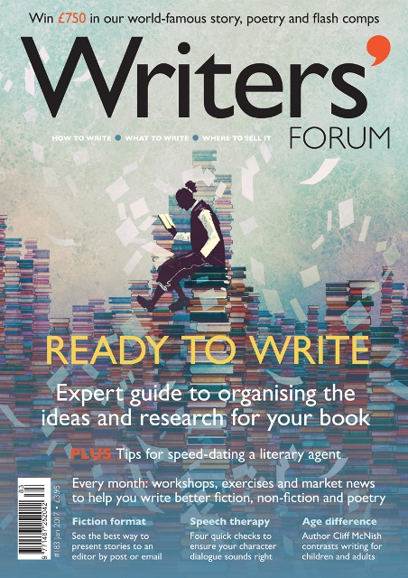 Writers' Forum // Issue 183