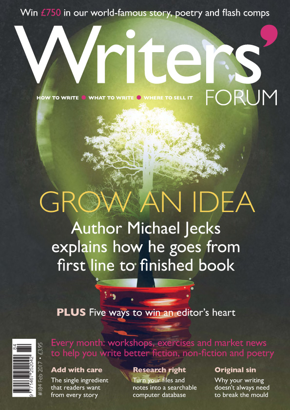 Writers' Forum // Issue 184
