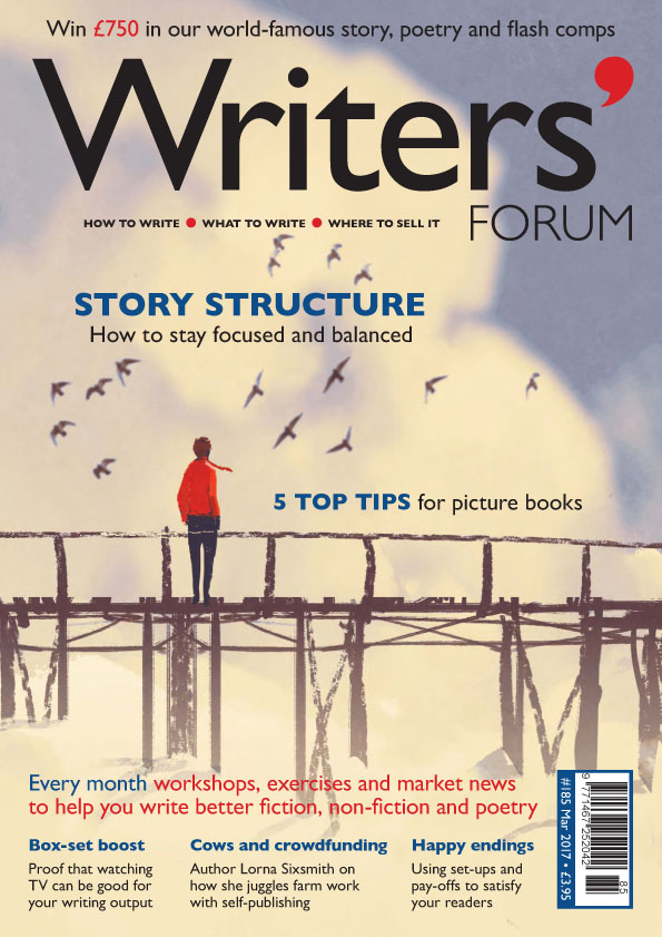 Writers' Forum // Issue 185