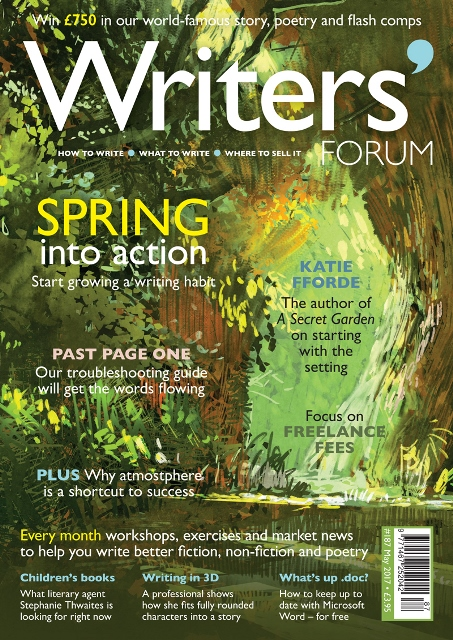 Writers' Forum // Issue 187