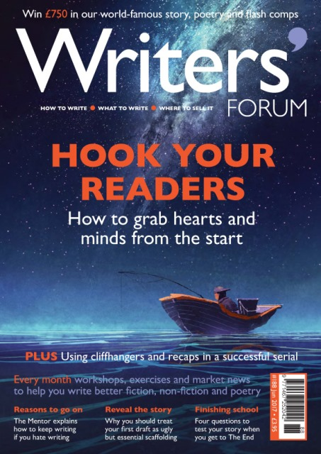 Writers' Forum // Issue 188