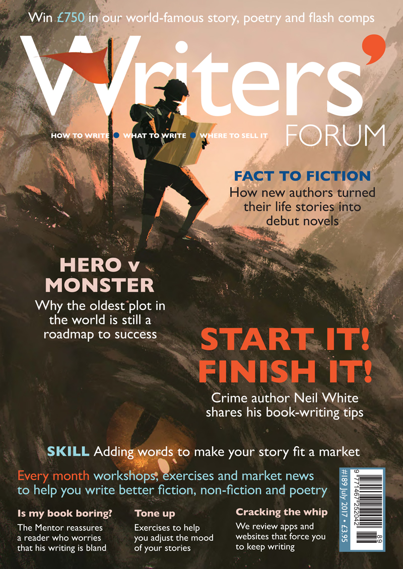 Writers' Forum // Issue 189